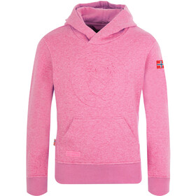 TROLLKIDS Kristiansand Sweater Kinderen, rose